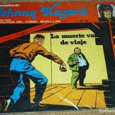 Cómics: JOHNNY HAZARD Nº 6 - BURU LAN 1973. Lote 111408719