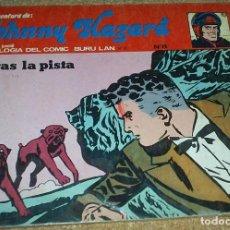 Cómics: JOHNNY HAZARD Nº 8 - BURU LAN 1973. Lote 111408763