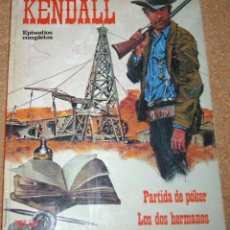 Cómics: SHERIFF KENDALL - Nº 4 - BURU LAN 1973. Lote 111409135