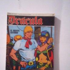 Cómics: DRACULA - FASCICULOS 25 AL 36 - TOMO 4 - COMPLETO - BUEN ESTADO - CJ 79 - GORBAUD. Lote 111409327