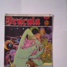 Cómics: DRACULA - BURU LAN -FASCICULO 19 - TOMO 3 - BUEN ESTADO - GORBAUD. Lote 111409699