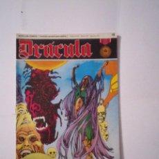 Cómics: DRACULA - BURU LAN -FASCICULO 18- TOMO 3 - BUEN ESTADO - GORBAUD. Lote 111409751