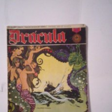 Cómics: DRACULA - BURU LAN -FASCICULO 7 - TOMO 2 - GORBAUD. Lote 111409883