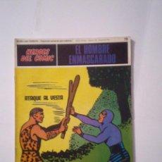 Fumetti: EL HOMBRE ENMASCARADO - BURU LAN - FASCICULO NUMERO 78 - TOMO 7 - BE - CJ 118 - GORBAUD. Lote 111410239