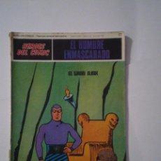 Fumetti: EL HOMBRE ENMASCARADO - BURU LAN - FASCICULO NUMERO 77 - TOMO 7 - CJ 118 - GORBAUD. Lote 111410627