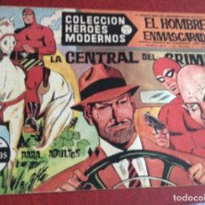Cómics: LA CENTRAL DEL CRIMEN. Lote 111423951