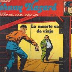 Cómics: JOHNNY HAZARD NUMERO 6 POR FRANK ROBBINS. BURU LAN 1973. Lote 111791635