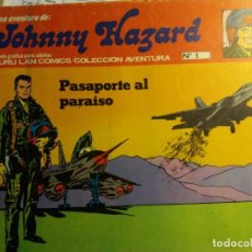 Cómics: JOHNNY HAZARD BURULAN Nº 1. Lote 111896079