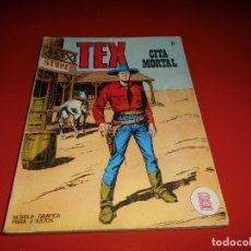Cómics: TEX Nº 11 BURU LAN. Lote 111902383