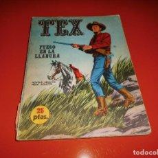 Cómics: TEX Nº 17 BURU LAN. Lote 111903339
