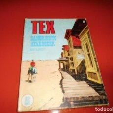 Cómics: TEX Nº 29 BURU LAN. Lote 111907775