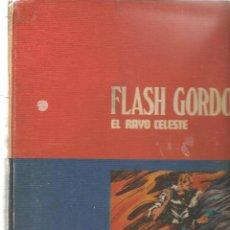 Cómics: FLASH GORDON. TOMO 01. EL RAYO CELESTE. BURU LAN EDICIONES. (P/B71). Lote 111965255