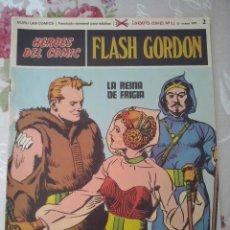 Cómics: BURU LAN: HEROES DEL COMIC FLASH GORDON NUM. 2. BUEN ESTADO ( EDITORIAL BURULAN ). Lote 111979003