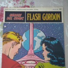 Cómics: BURU LAN: HEROES DEL COMIC FLASH GORDON NUM. 12. BUEN ESTADO ( EDITORIAL BURULAN ). Lote 111979583