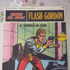 Cómics: BURU LAN: HEROES DEL COMIC FLASH GORDON NUM. 44. MUY BUEN ESTADO ( EDITORIAL BURULAN ). Lote 111979735