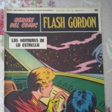 Cómics: BURU LAN: HEROES DEL COMIC FLASH GORDON NUM. 89. MUY BUEN ESTADO ( EDITORIAL BURULAN ). Lote 112008395