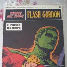 Cómics: BURU LAN: HEROES DEL COMIC FLASH GORDON NUM. 90. MUY BUEN ESTADO ( EDITORIAL BURULAN ). Lote 112008703