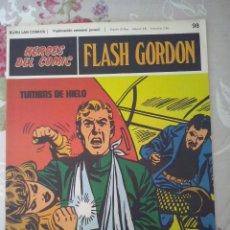 Cómics: BURU LAN: HEROES DEL COMIC FLASH GORDON NUM. 98. MUY BUEN ESTADO ( EDITORIAL BURULAN ). Lote 112009695