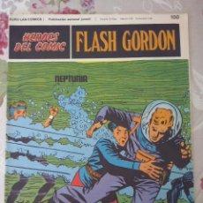 Cómics: BURU LAN: HEROES DEL COMIC FLASH GORDON NUM. 100.MUY BUEN ESTADO.DIFICILISIMO (EDITORIAL BURULAN). Lote 112009875