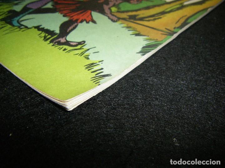Cómics: héroes del cómic. El hombre enmascarado. Guerra en la selva, Julio 1971 Buru Lan - Foto 3 - 112024307