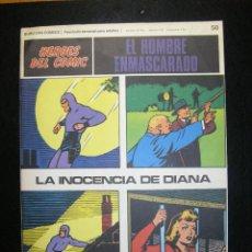 Cómics: EL HOMBRE ENMASCARADO. LA INOCENCIA DE DIANA, BURU LAN. Lote 112024383