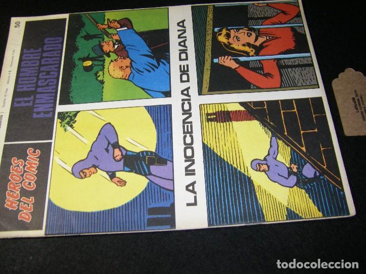 Cómics: El hombre enmascarado. La inocencia de Diana, Buru Lan - Foto 4 - 112024383