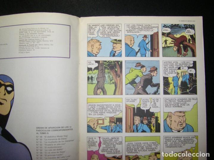 Cómics: El hombre enmascarado. La inocencia de Diana, Buru Lan - Foto 8 - 112024383