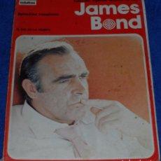 Cómics: JAMES BOND - EL RIO DE LA MUERTE - COLECCIÓN AGENTES SECRETOS - BURULAN. Lote 112178935