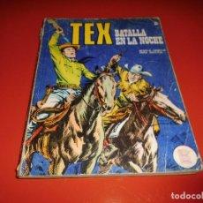 Cómics: TEX Nº 4 BURU LAN. Lote 112256827