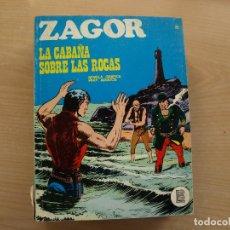 Cómics: ZAGOR - NÚMERO 25 . FORMATO TACO - BURULAN. Lote 112258487