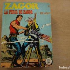 Cómics: ZAGOR - NÚMERO 28. FORMATO TACO - BURULAN. Lote 112258699