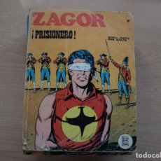 Cómics: ZAGOR - NÚMERO 47. FORMATO TACO - BURULAN. Lote 112258903