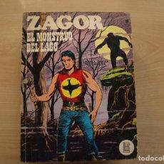Cómics: ZAGOR - NÚMERO 52. FORMATO TACO - BURULAN. Lote 112259115