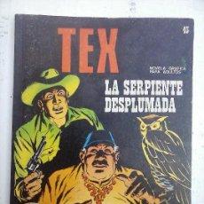 Cómics: TEX Nº 43 BURULAN - BUENA CONSERVACIÓN. Lote 112262863