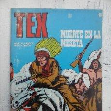 Cómics: TEX Nº 45 BURULAN - BUENA CONSERVACIÓN. Lote 112263055
