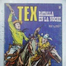 Cómics: TEX Nº 38 BURULAN - BUENA CONSERVACIÓN. Lote 112263163