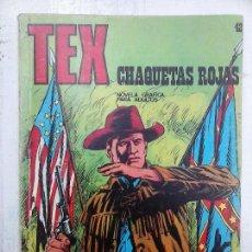 Cómics: TEX Nº 42 BURULAN - . Lote 112263287