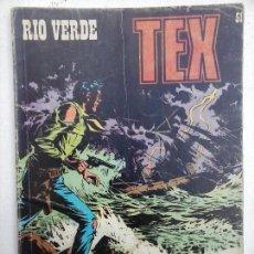 Cómics: TEX Nº 51 BURULAN - . Lote 112263555