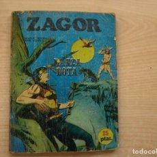 Cómics: ZAGOR - NÚMERO 6 - LANZA ROTA - FORMATO TACO - BURULAN. Lote 112264539