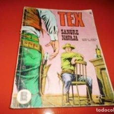 Cómics: TEX Nº 44 BURU LAN. Lote 112460515