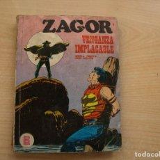 Cómics: ZAGOR - NÚMERO 8 - BURULAN. Lote 112560711