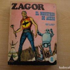 Cómics: ZAGOR - NÚMERO 16 - BURULAN. Lote 112561147