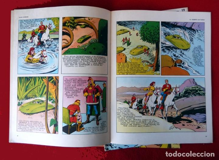 Cómics: FLASH GORDON,LOTE 3 FASCICULOS PERTENECIENTES AL TOMO 2, 1971 - Nº . 17, 18 y 19, BURU LAN COMICS. - Foto 6 - 112660547