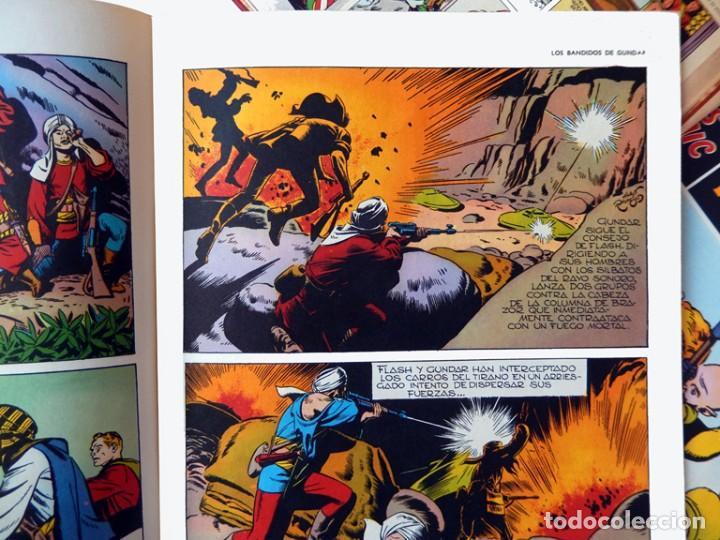 Cómics: FLASH GORDON,LOTE 3 FASCICULOS PERTENECIENTES AL TOMO 2, 1971 - Nº . 17, 18 y 19, BURU LAN COMICS. - Foto 7 - 112660547