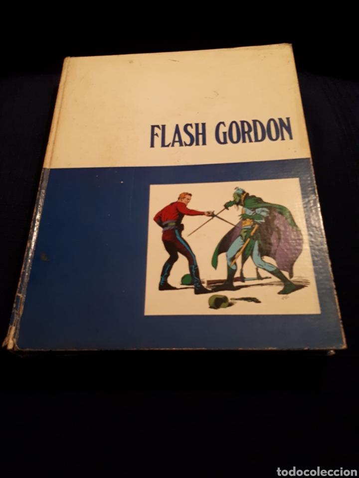 HÉROES DEL COMIC TOMO I FLASH GORDON EDICIONES BURU LAN (Tebeos y Comics - Buru-Lan - Flash Gordon)
