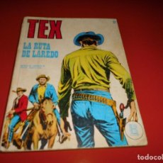 Cómics: TEX Nº 37 BURU LAN. Lote 113197367