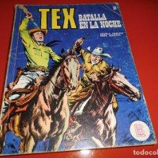 Cómics: TEX Nº 38 BURU LAN. Lote 113197755