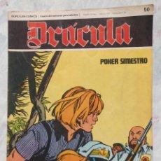 Cómics: DRÁKULA Nº 50. Lote 114168667
