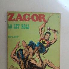 Cómics: ZAGOR Nº 12. BURU LAN.. Lote 114635395