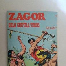 Cómics: ZAGOR Nº 45. BURU LAN.. Lote 114635659